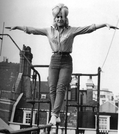 Dusty Springfield - Her version of 'Windmills of your mind' is one of my favourite songs ever