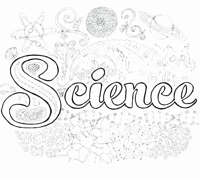 Science Coloring Pages Pdf Viati Coloring Coloring Pages Science Worksheets Science