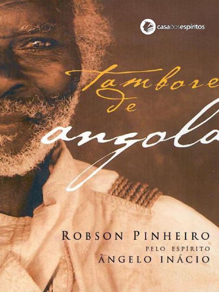 Robson pinheiro tambores de angola