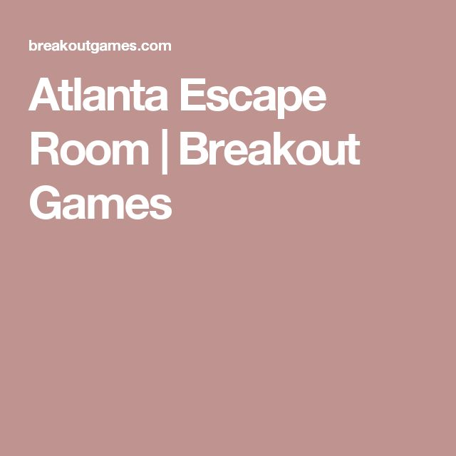 The 25 Best Real Escape Room Ideas On Pinterest