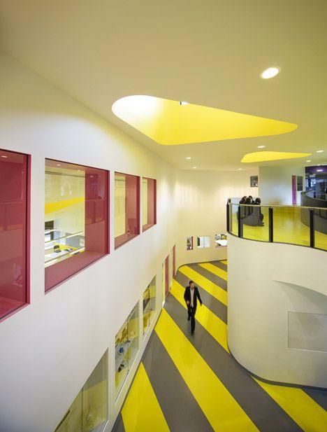 Grammar School In Melbourne By Australian Architects McBride Charles Ryan