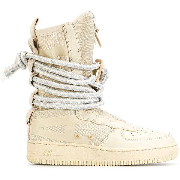 Air Force 1 sneaker boots