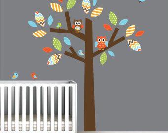 Este anuncio viene con árboles, flores, hojas y pájaros. No se pierda en nuestro SUPER rápido envío, compra libre de riesgo, dinero atrás garantía de 7 días. TAMAÑO *** 60 ancho 78 alto COLORES *** No dude en cambiar colores o el tamaño. puede elegir los colores de la imagen COLOR CHART e insertarlos en el campo de Mensaje para el vendedor durante el check-out. CARACTERÍSTICAS *** Esta etiqueta de la pared está fabricada con alta calidad, vinilo auto-adhesivo diseño a base de agua ...