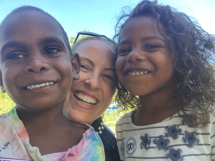 Local police were on hand supporting the Pormpuraaw community on Friday when they came together for a Domestic and Family Violence Prevention Month march in an effort to raise awareness of the impact domestic violence has on families, in particular the children.