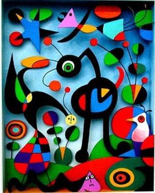 El Jardín - Joan Miró