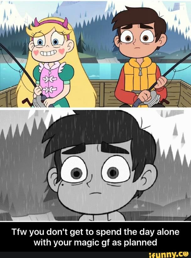 SERIOUSLY MARCO?!? The fandom right now.. Star vs the