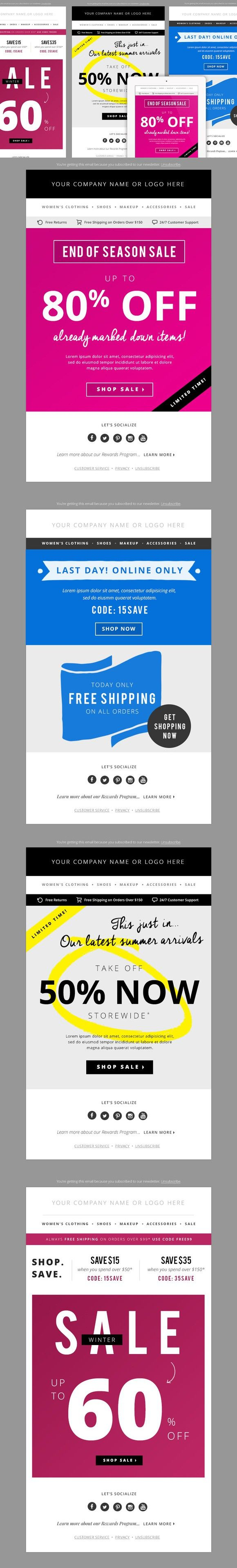 1000+ ideas about E Mail Vorlage on Pinterest | Templates and Shops
