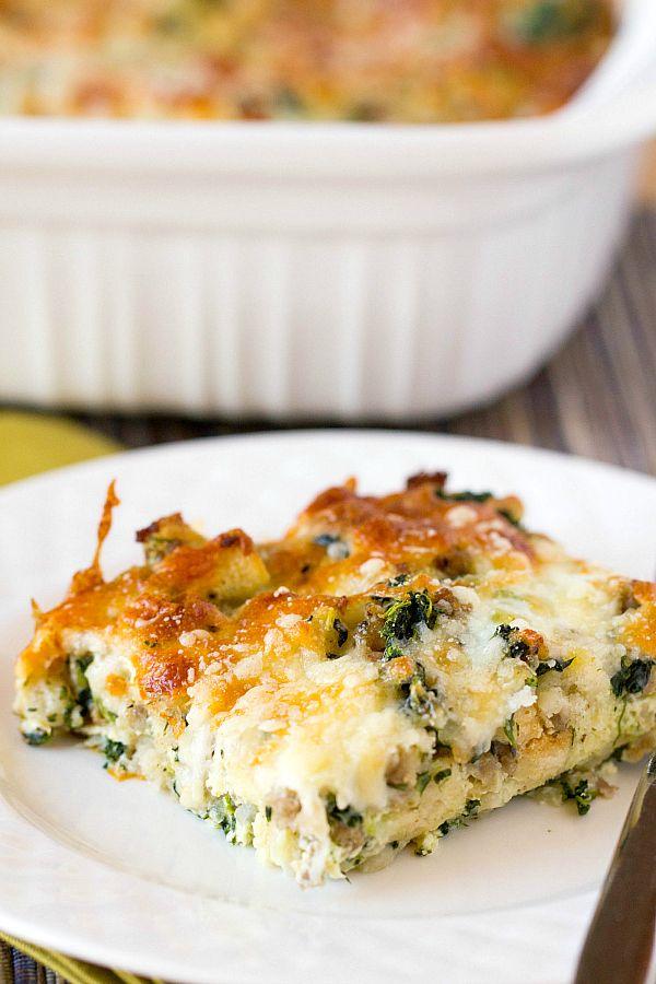 ... cheesy ham and hash brown casserole cheryl s spinach cheesy pasta