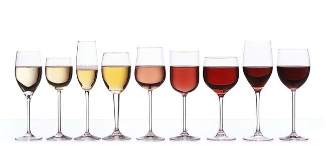 Resultado de imagen para copas de vinos