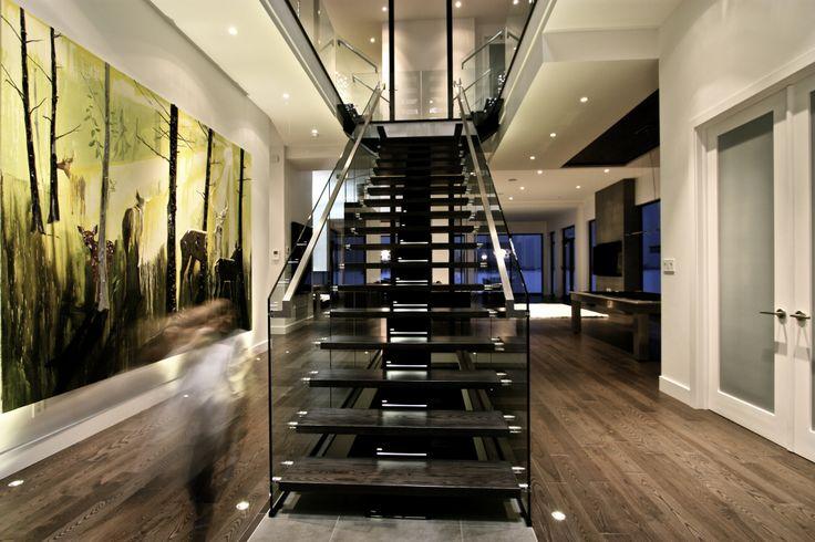 Escaliers Haute-gamme Slik