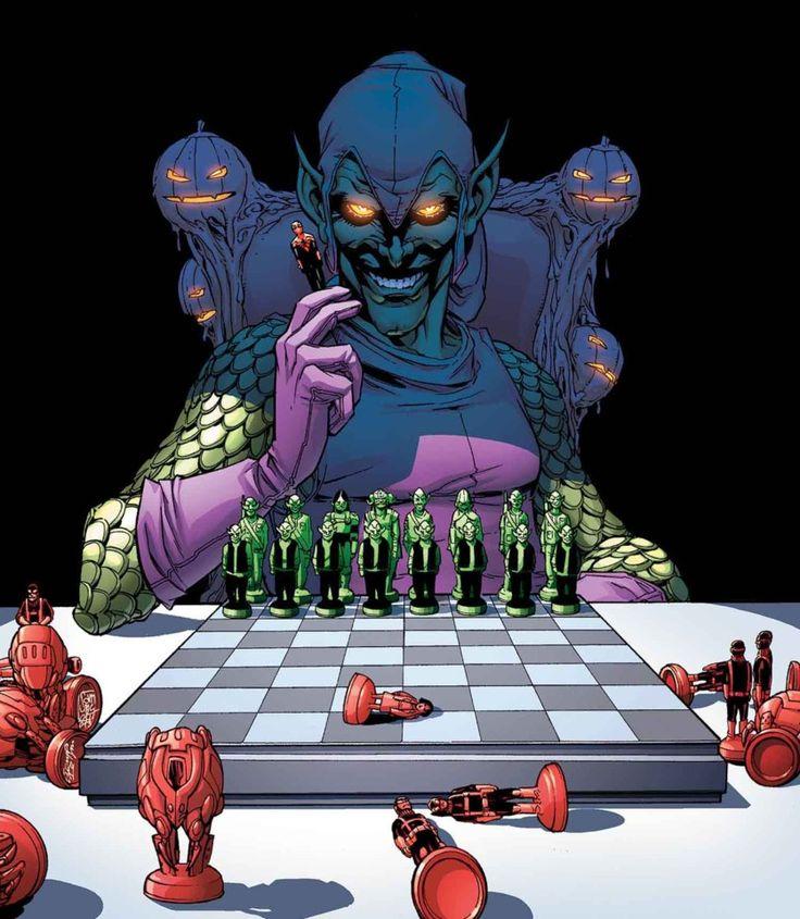 Norman Osborn (Character) - Comic Vine