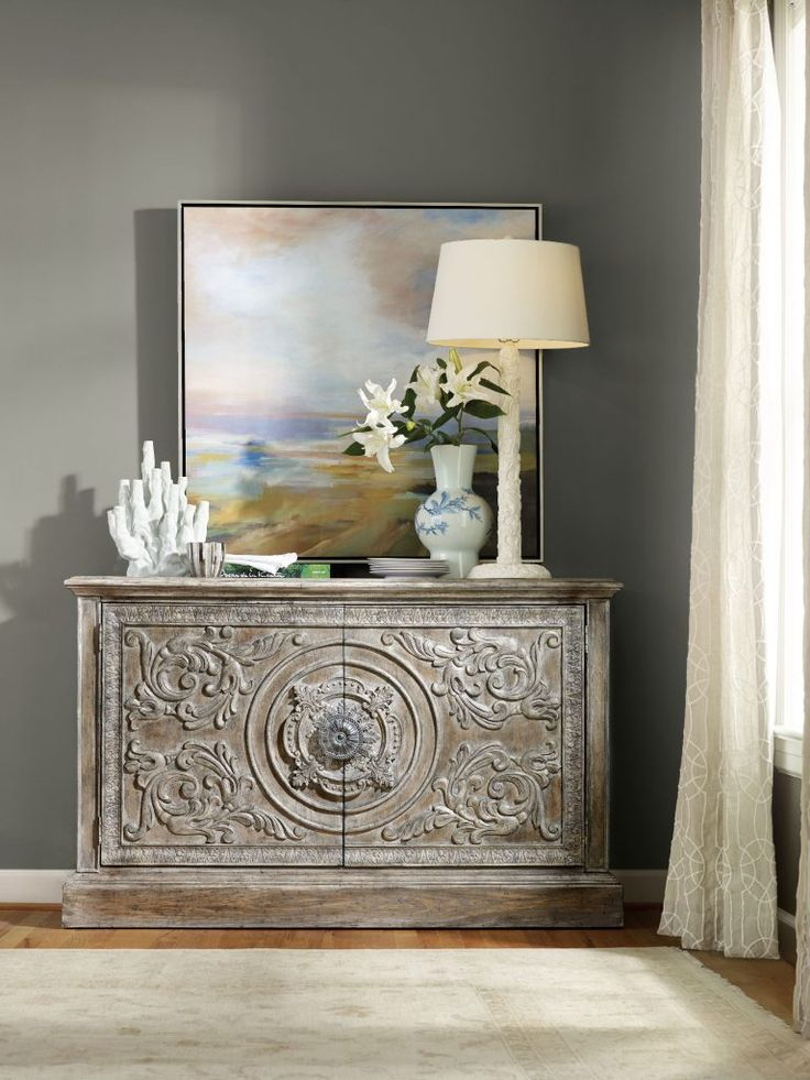 The True Vintage Romantic Carved Console Is The Ideal Setting For Afternoon  Tea Or A Lovely · Oaks FurnitureDiy ...