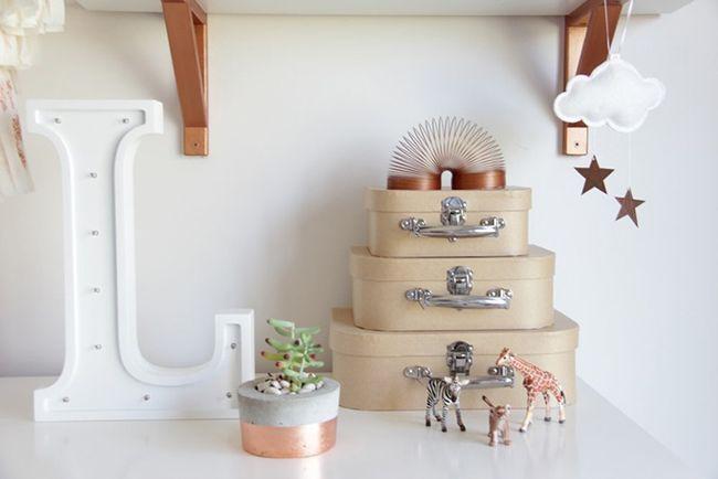 Guía para decorar un dormitorio de bebé sin gastar demasiado!