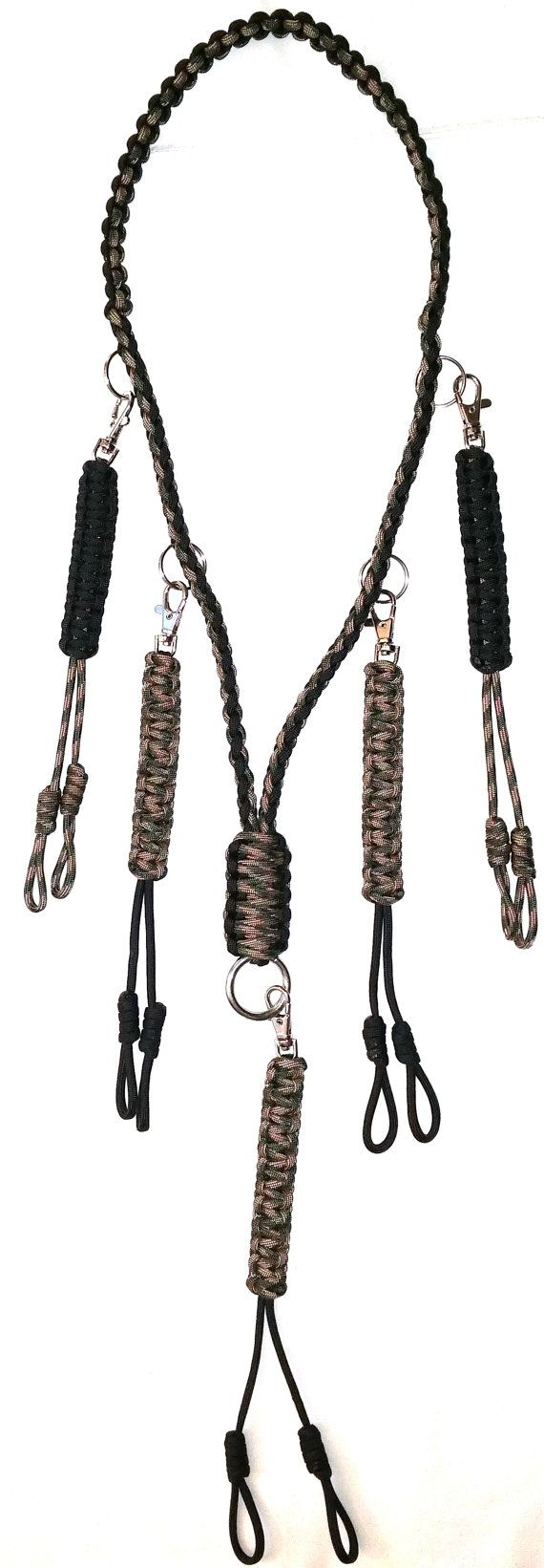 Paracord Duck Call Lanyard by BarrysParacord on Etsy
