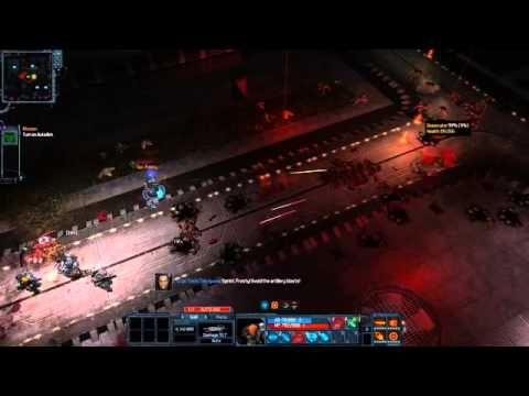 The Red Solstice Squad based coop SF strategy crowdfunding kickstarter