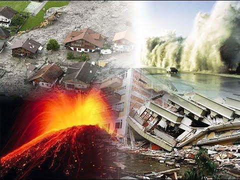 Storm slams into Europe, Landslide hits China, Jelly fish are washing up on the beach, Ozone layer, Volcano in Alaska, Arizona is heating up, Earthquakes at Yellowstone Park, South and North Dakota…