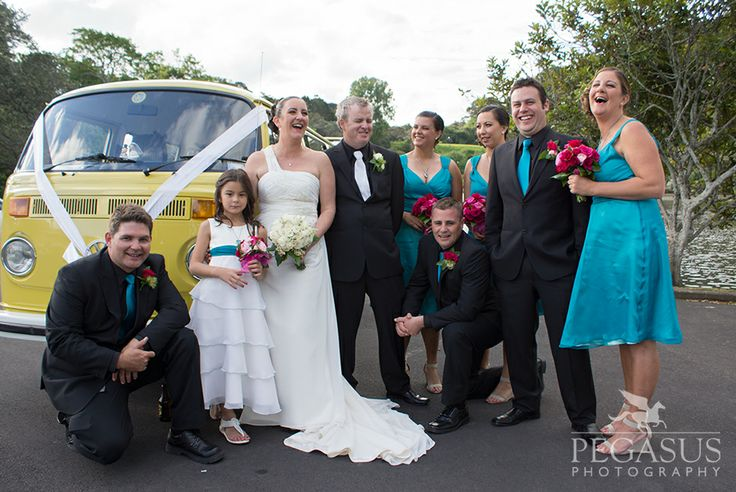 Bridal Party - Pegasus Photography