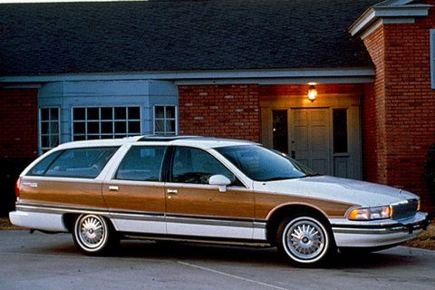 1996 Buick Roadmaster Estate Limited Station Wagon