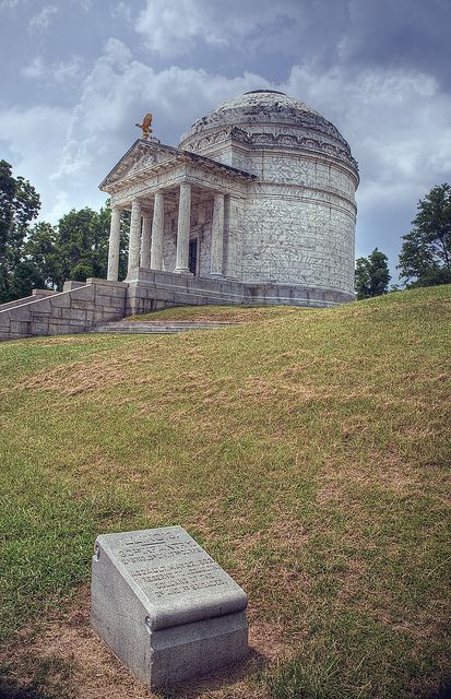 Vicksburg National Military Park  If you are interested in the Civil War, this is a great place to visit..there are both car and walking tours..there is also a national cemetary there with thousands of civil war graves,