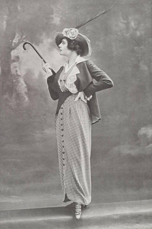 Pour les courses par J. Dukes, 1913.