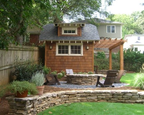 Backyard Retreat Ideas view in gallery space is never a constraint when you have a bit of creativity 23 small pool ideas Spaces Landscaping Around A Fire Pit Design Pictures Remodel Decor And Ideas Backyard Retreatbackyard