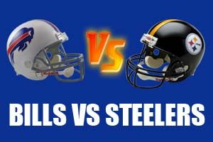 Watch Buffalo Bills vs Pittsburgh Steelers Game Live Online Stream