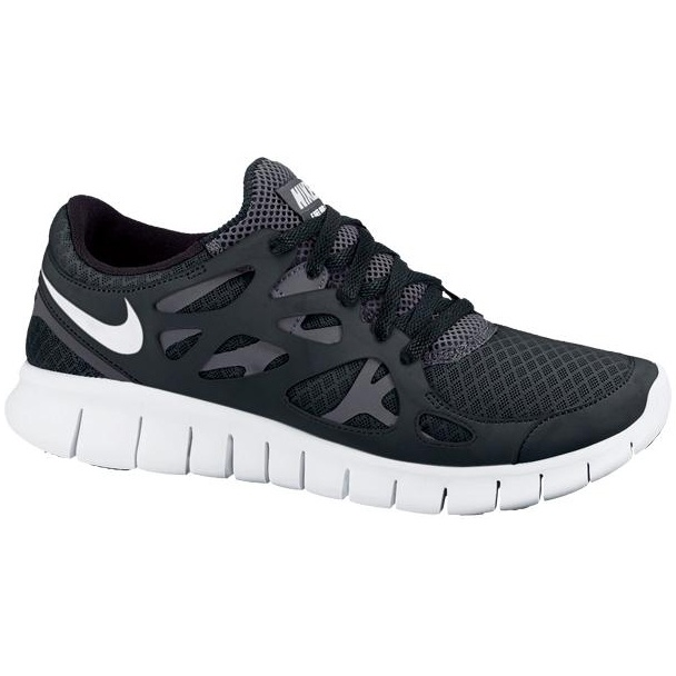 Nike Free Run+ 2 Black / White