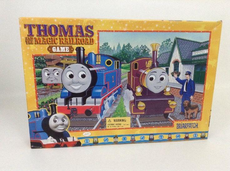 Briarpatch Thomas the Train and the Magic Railroad Board