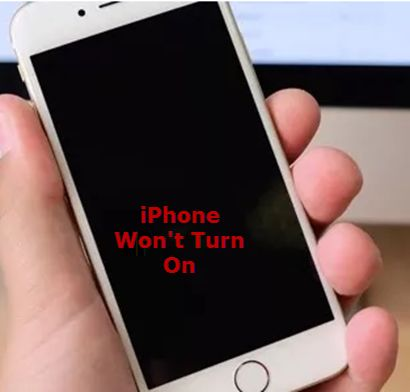 iphone 4 will not turn on 6 ways to fix iphone won t turn on techiezlounge 3509
