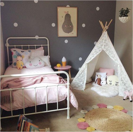regardsetmaisons: 10 inspirations pour un coin refuge dans une chambre d'enfant - KIDS-