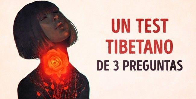 Conoce lo que este test tibetano puede decirte sobre ti con tan solo 3 preguntas ¡INCREÍBLE!