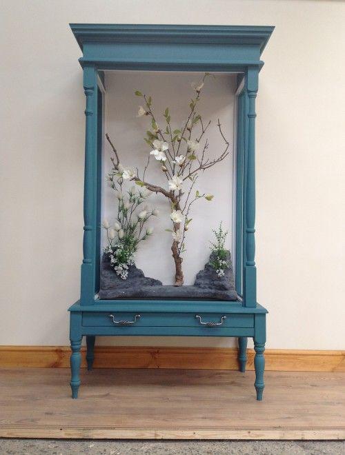 Blue-Indoor-Aviary-    http://www.naturesguardians.co.uk/indoor-aviary/