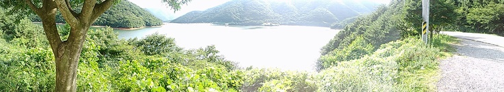 Geoje Goocheon Dam