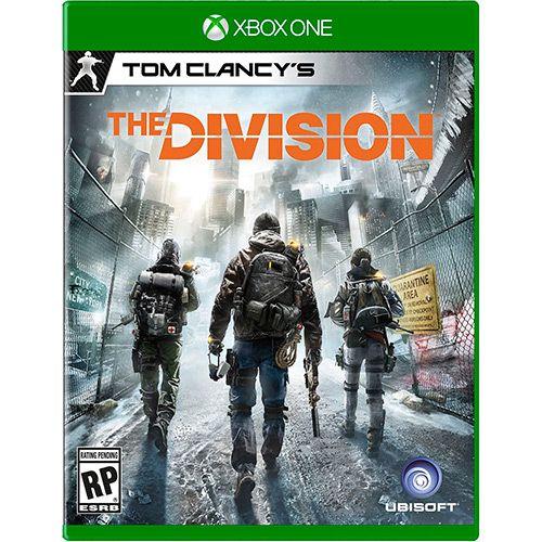 [SUBMARINO] Tom Clancy's The Division Xbox ONE - R$134,90 CCSub+Cupom+Parcelado!!