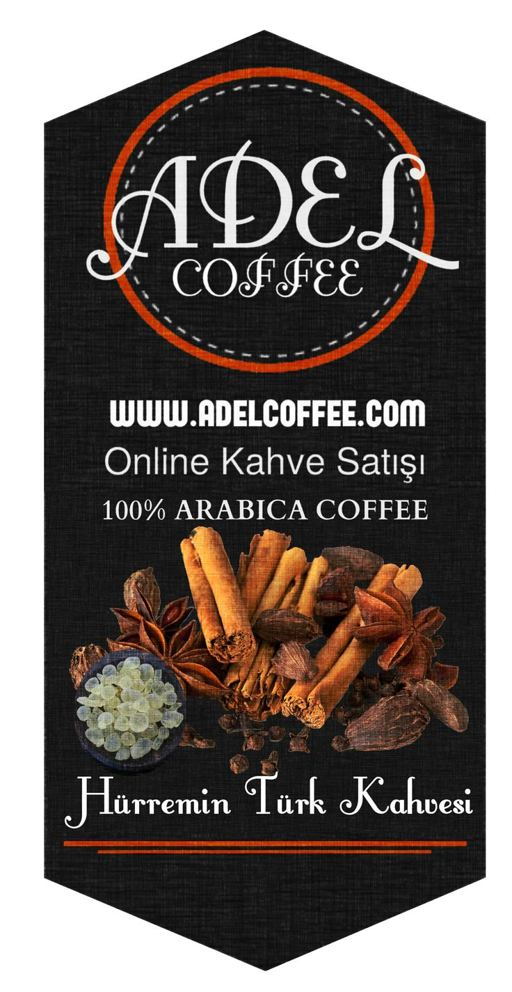 HÜRREMİN TÜRK KAHVESİ http://adelcoffee.com/shop/hurremin-turk-kahvesi/