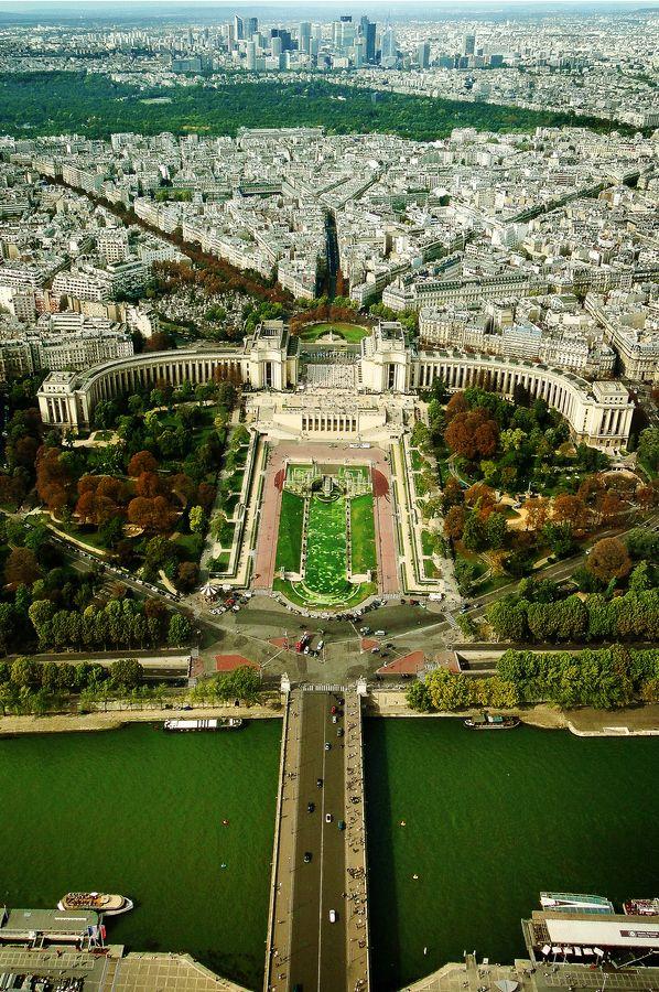Place du Trocadéro, Paris, France