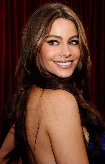 Sofia Vergara - love her sense of humor and how she doesn't take herself too seriously.