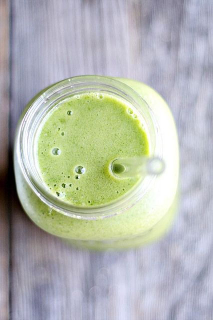 {copycat} Whole Foods Tropical Green Smoothie | heathersfrenchpress.com  #smoothie