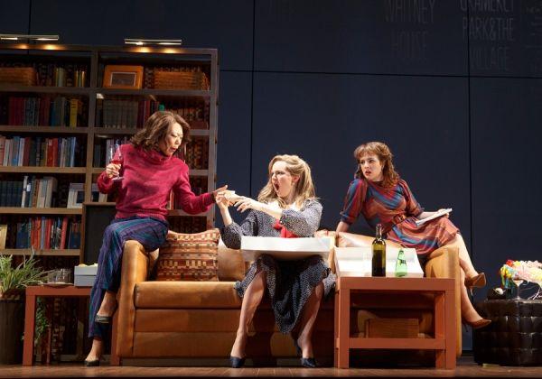 Ali Ahn, Leighton Bryan, and Elise Kibler @ BroadwayWorld.com