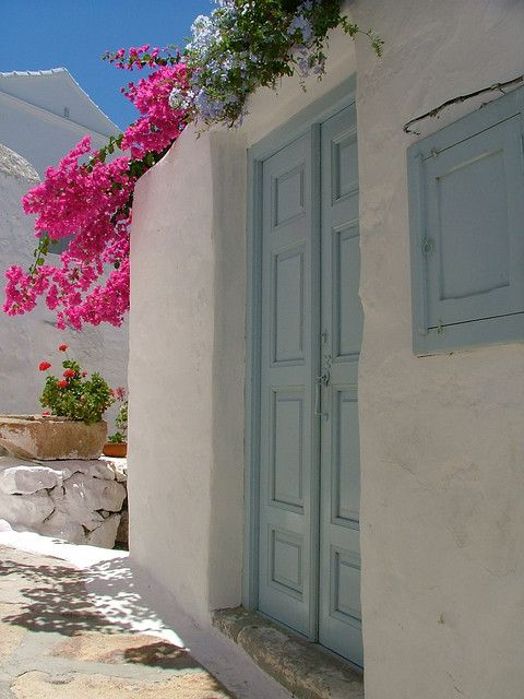 Chora, Patmos island