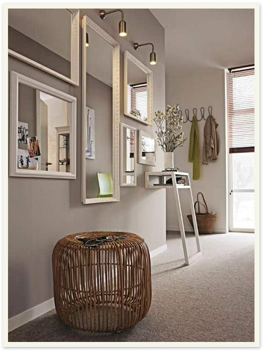 18 best Schlafzimmer images on Pinterest Flats, Bedroom and Wall