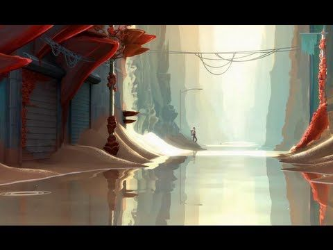 Here is a beautifully animated and rendered CGI short film about a long-submerged city, and a man is obsessed by the passing of time, by the talented team Jé...