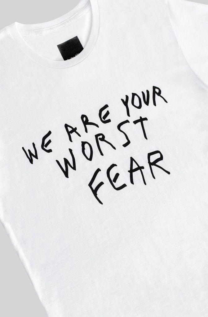 WORST FEAR TEE