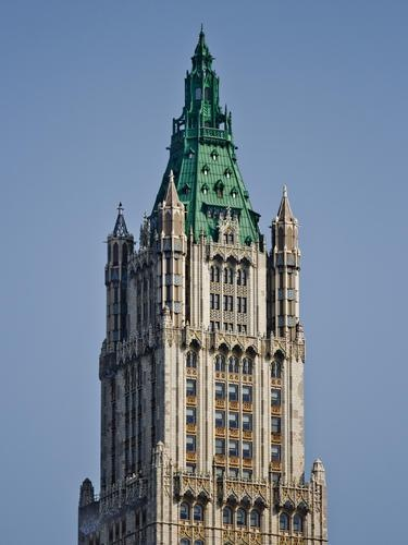 The Woolworth Building, much like the Empire State Building or the Chrysler Building, has been one of the most iconic buildin