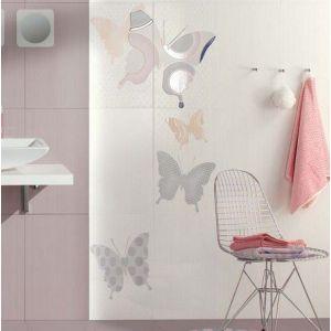 Piastrelle per rivestimento bagno e cucina effetto moderno Impronta collezione Bliss