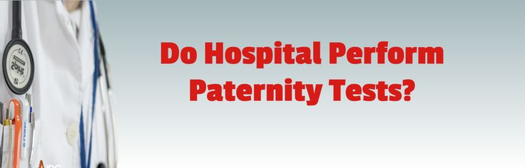How Much Does A Paternity Test Cost At Hospitals