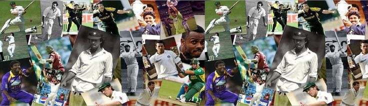 special moments in the history of cricket.