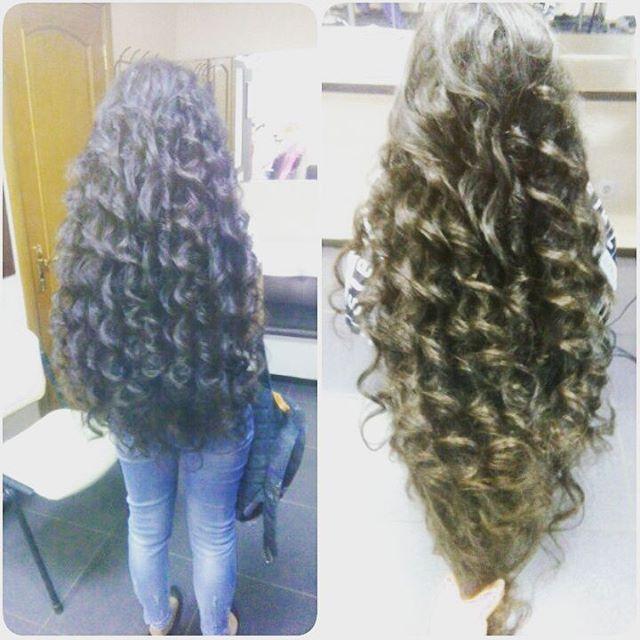 Вот такие густые и длинные волосы у нашей клиентки:) Мастер Анастасия сделала шикарные локоны,которые продержались не один день!!! #красивыеволосы #оченьдлинныеволосы  #локоны #шикареыелоконы #минск #шпилевского54 #klussiminsk