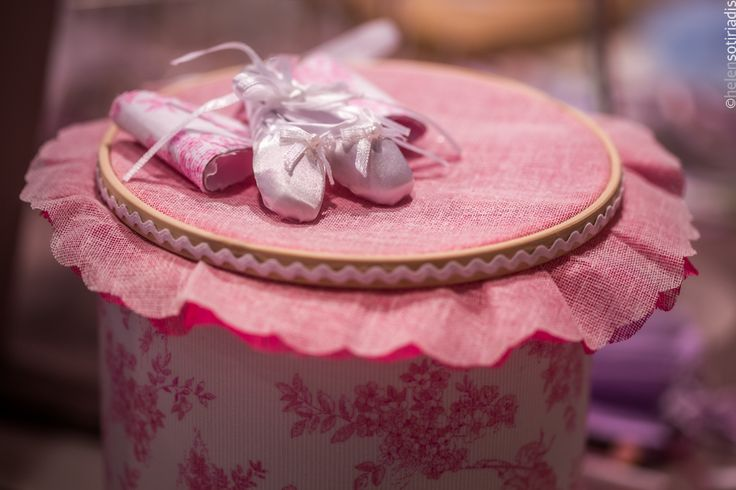 #ballet #christening #box