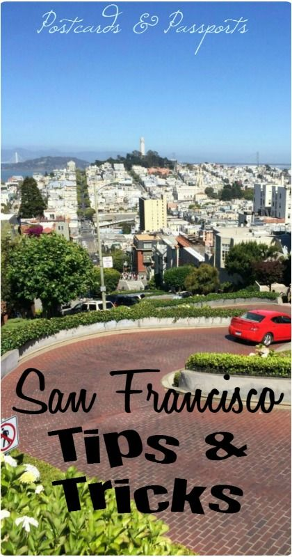 Very helpful tips for finding parking and low-cost  things to do in San Francisco